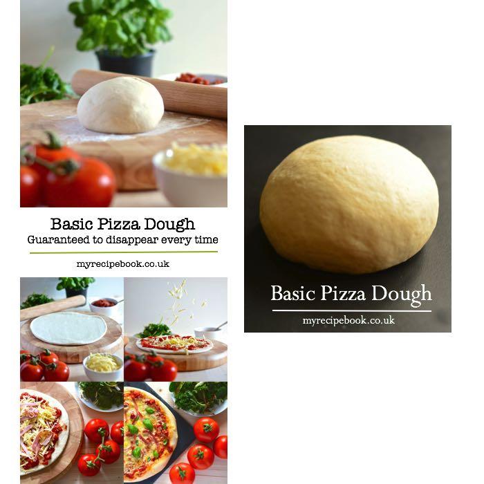 Pizza dough pins