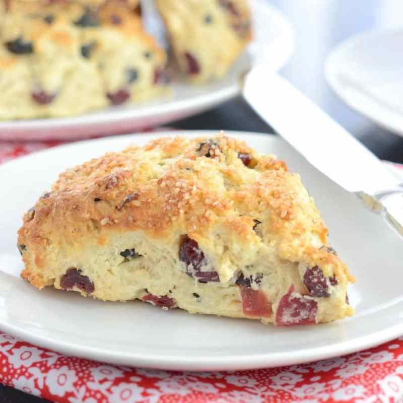 Very Berry Scones