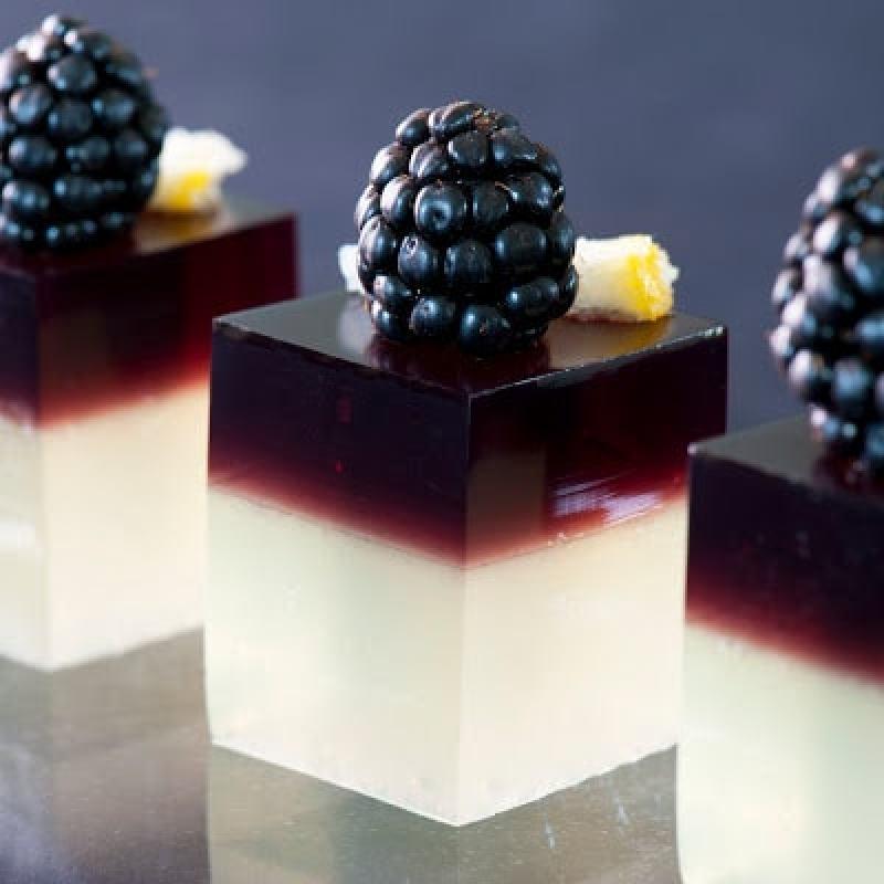 bramble jelly shots
