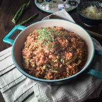 Risotto pot 1