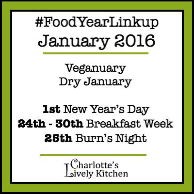 Food Year Linkup January 2016