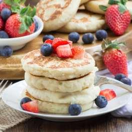 Ricotta Pancake 5