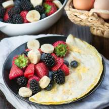 Coconut-and-Honey-Omelette-12