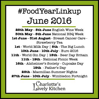 Food Year Linkup June 2016