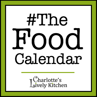 The Food Calendar Badge