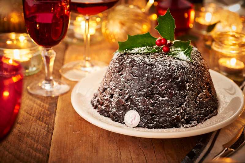 Image result for christmas puddings