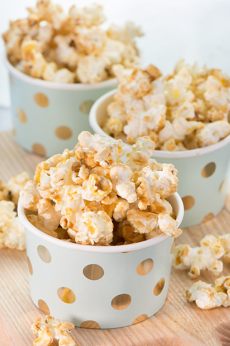 How to make sweet popcorn at home that tastes even better than at the cinema, including four different ways to pop your corn.