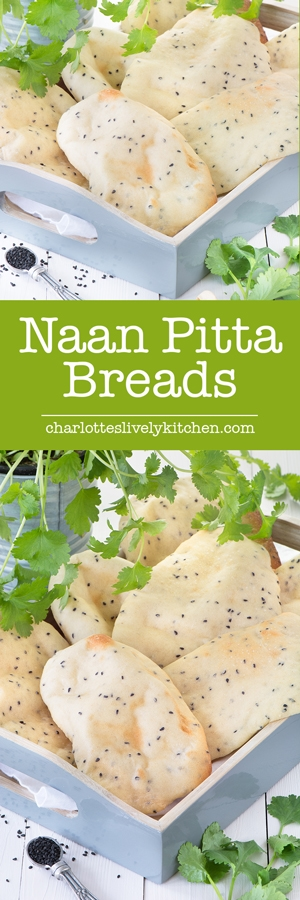 All the flavours of a naan bread with the convenient pocket of a pitta bread. Perfect for barbecues, picnics and packed lunches.