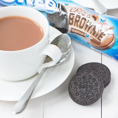Oreo Brownies-3