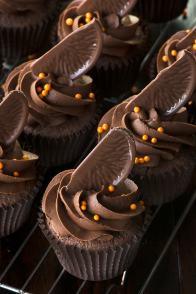 chocolate orange cupcakes buttercream-4