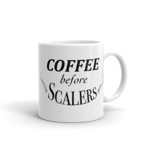 Coffee Before Scalers Mug