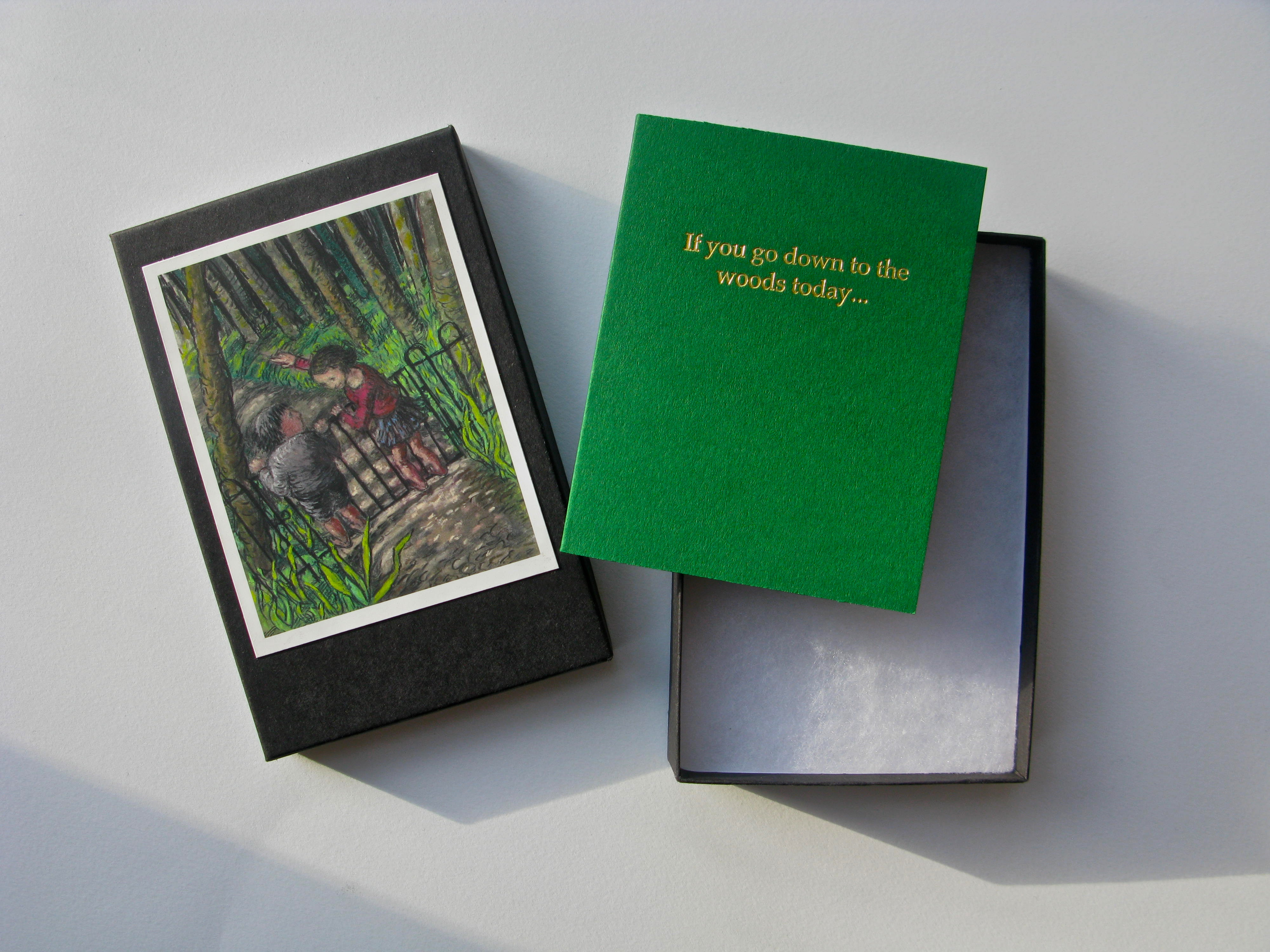 Artists Book by Artist Charlotte Steel