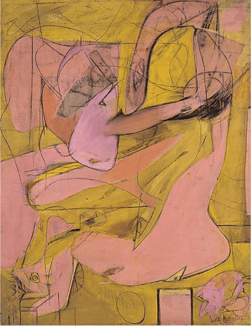 Metamorphosis Willem de Kooning