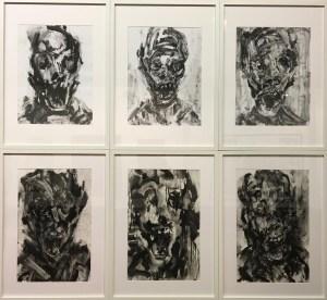 Jeanette Barnes Mono Prints