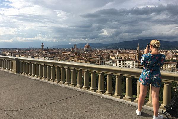 Florence Uitzichtpunt