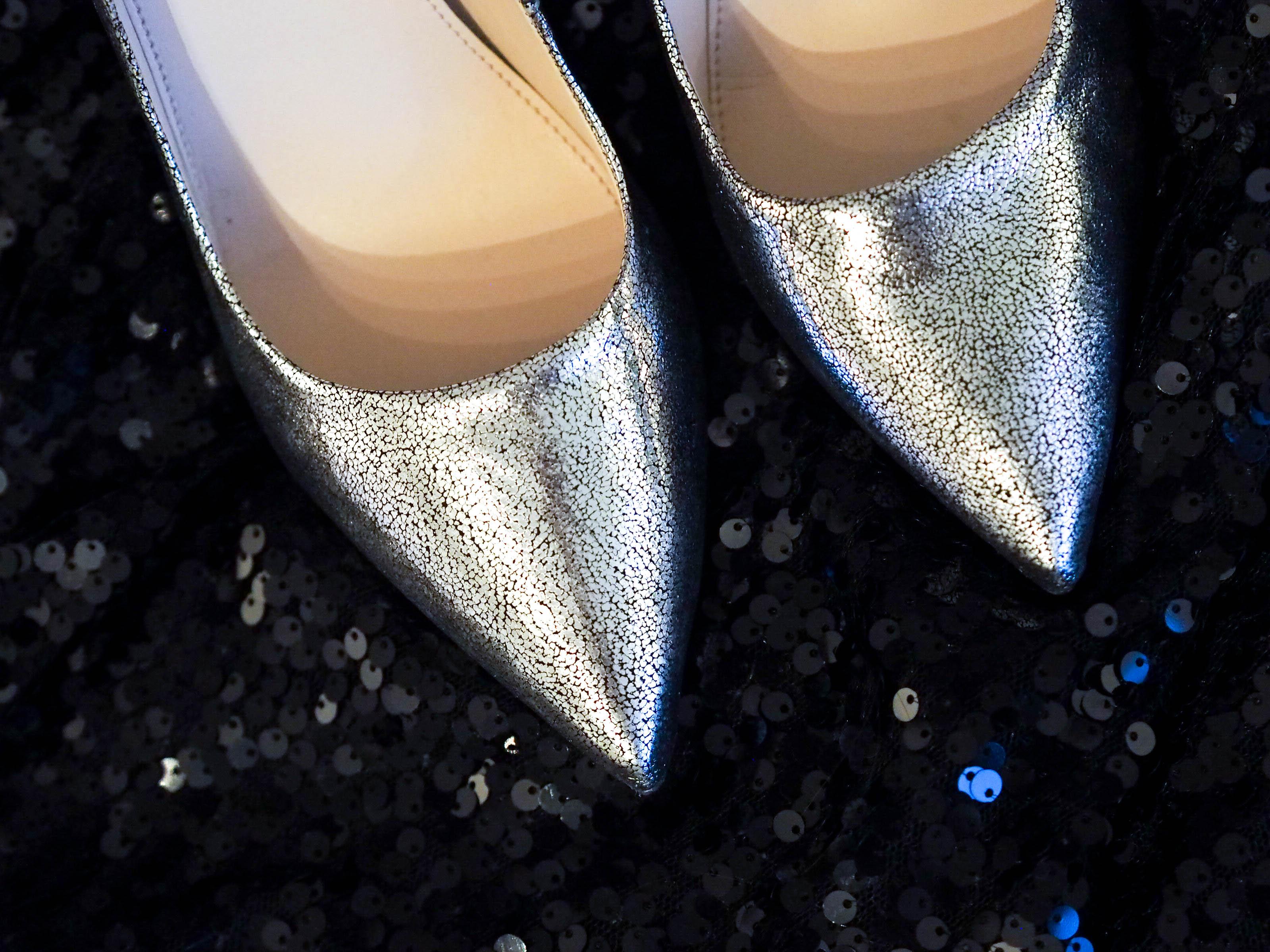 fine sko til julebord