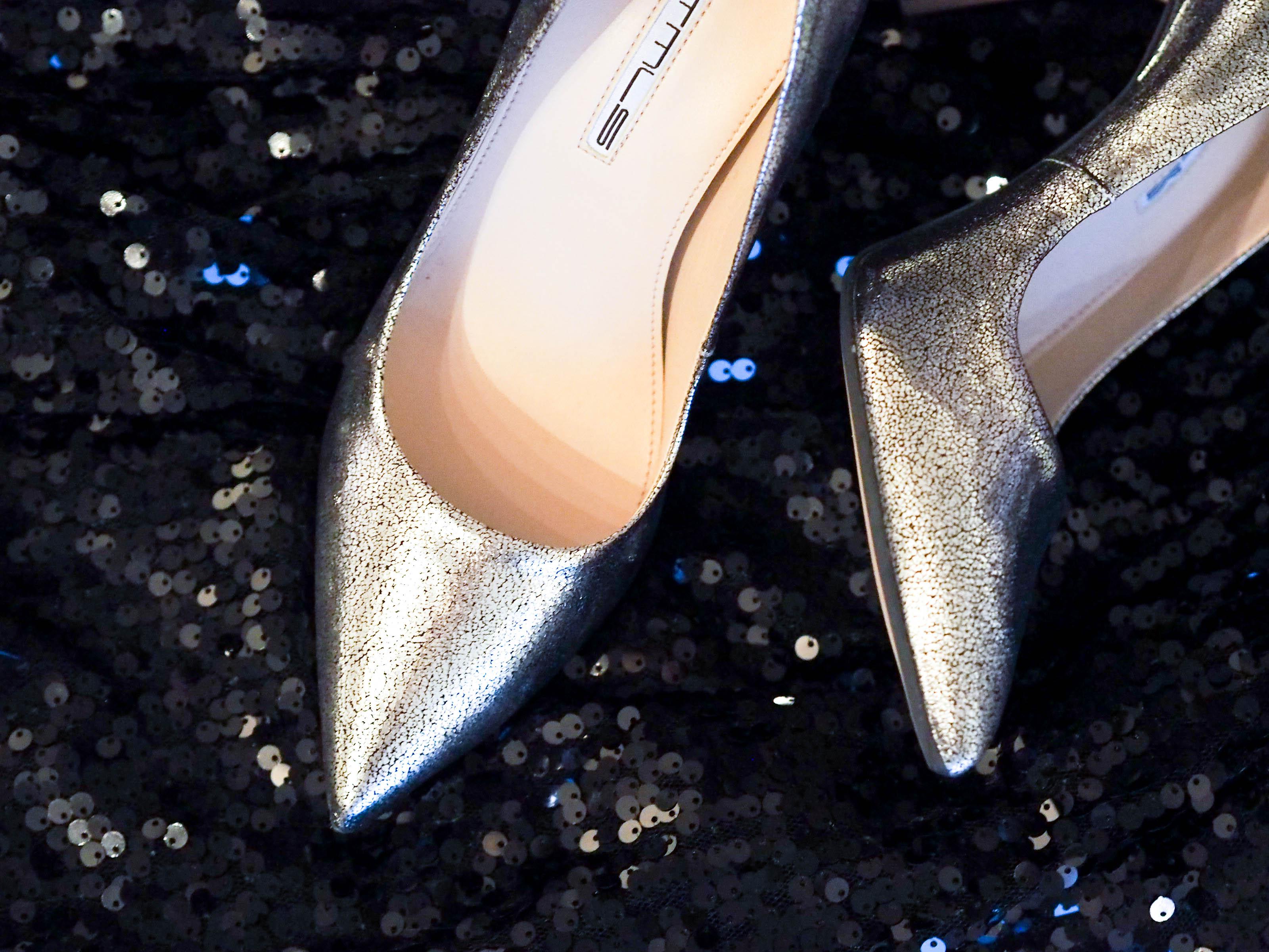 sko til julebord