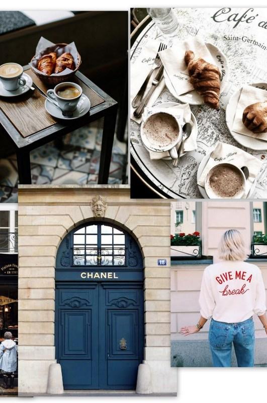 PARIS → TIDENES JENTETUR