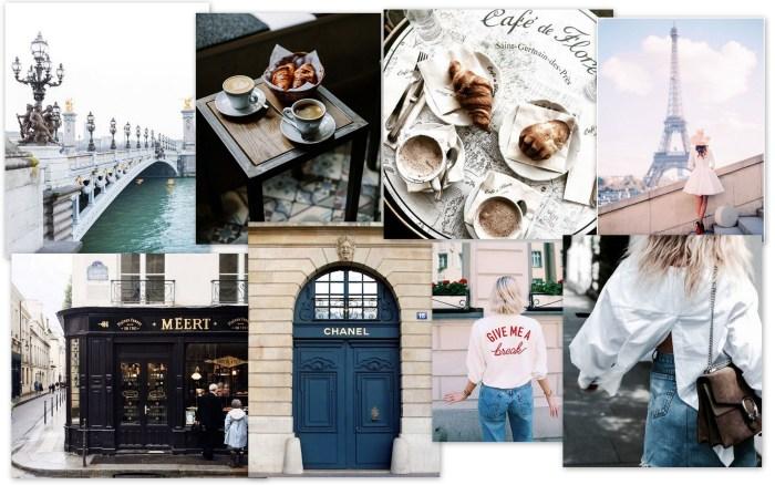 Paris jentetur, se frem til
