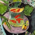 Henri Matisse, Les Poissons Rouges, 1912