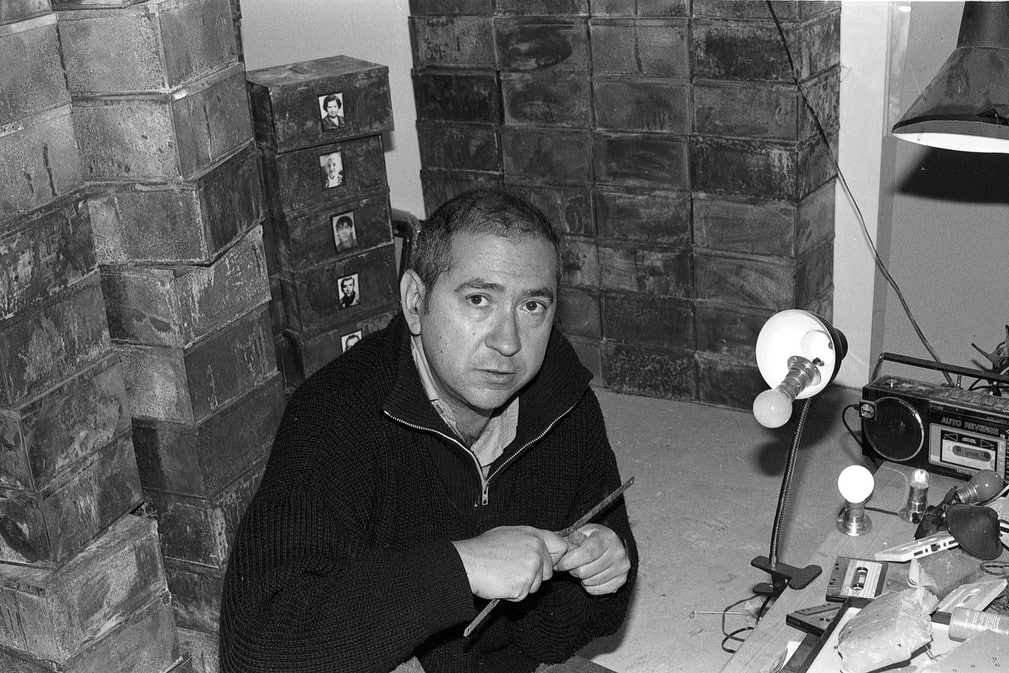 Christian Boltanski pompidou 1