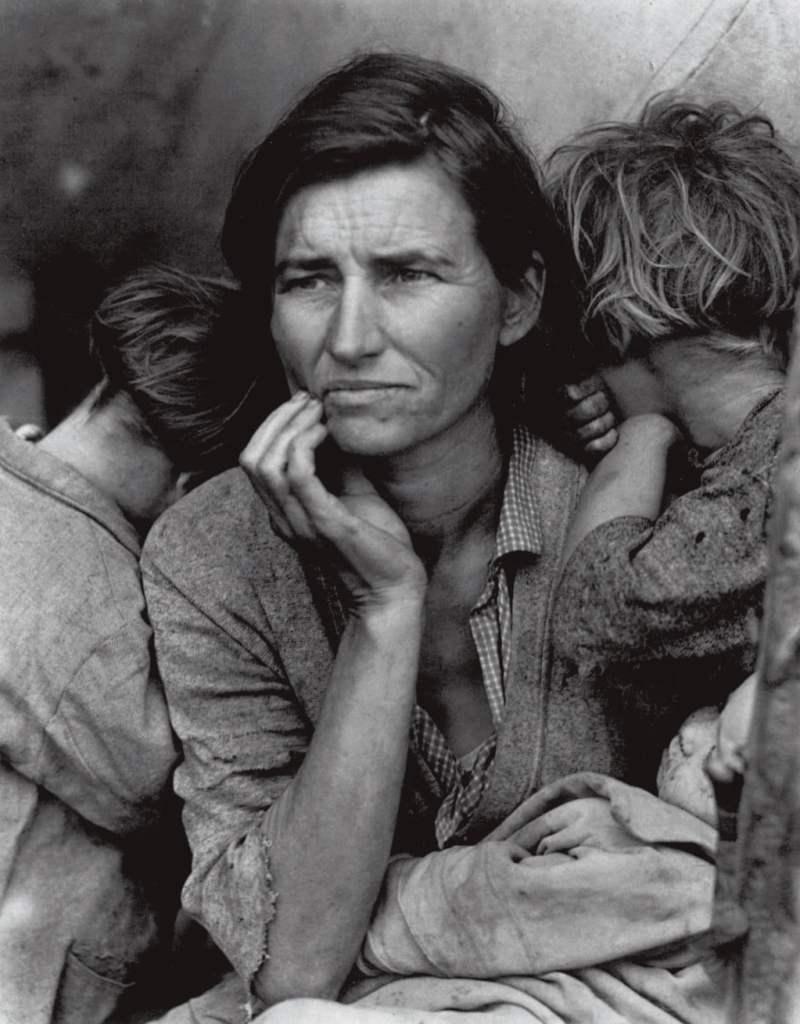 dorthea lange migrant mother nipomo california 1024x768