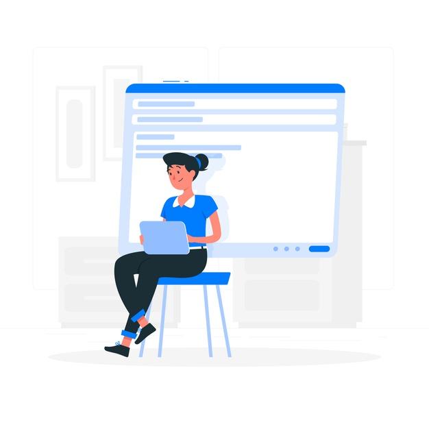 email newsletter writer