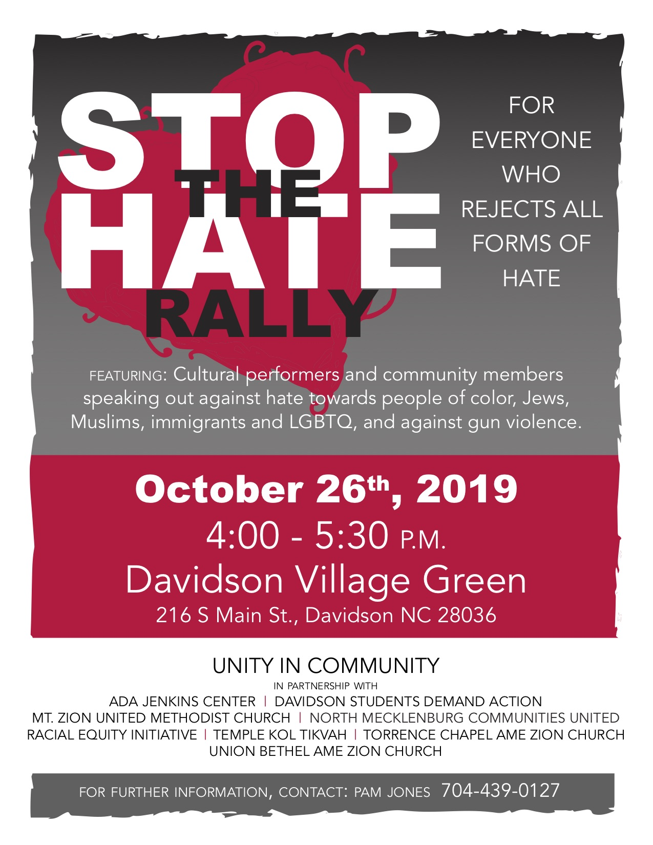 Stop the Hate Rally-flyer-final copy