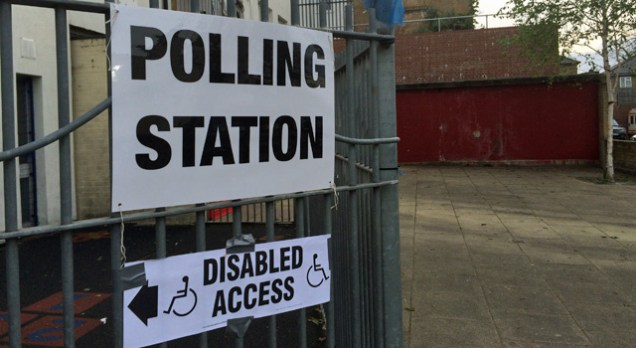 Victoria Way polling station