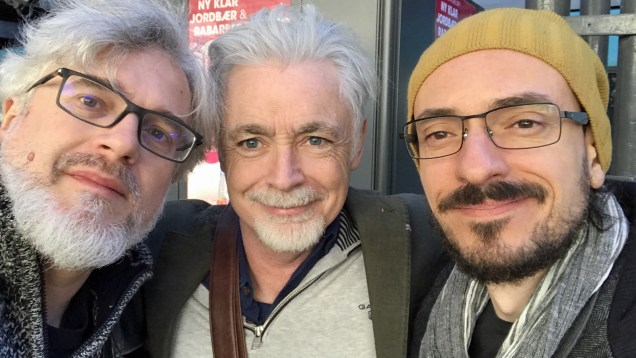 Andrew Donkin, Eoin Colfer and Giovanni Rigano