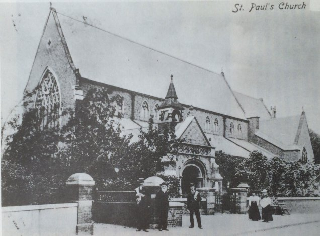 St Paul's Church, Charlton