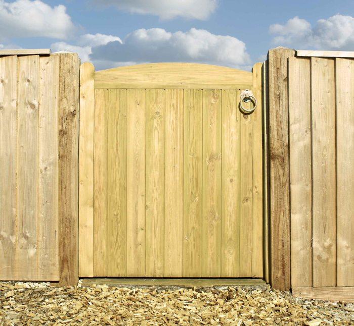 Wellow Short Garden gate