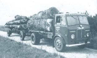 1950's lorry