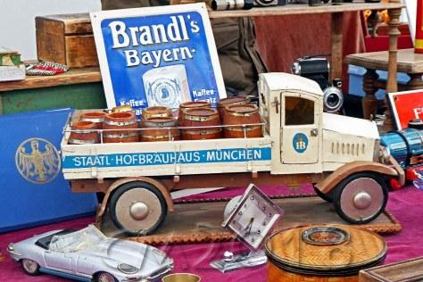 Antikmarkt Bamberg, Autor: Charlotte Moser