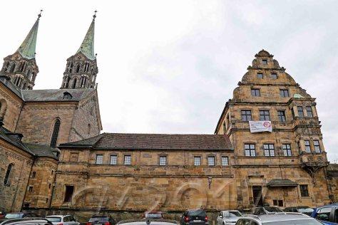 Domberg Bamberg Silvester, Autor: Charlotte Moser