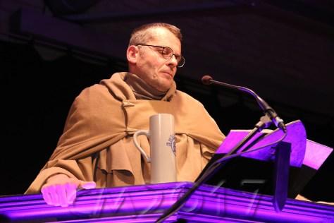 "4. Bamberger Fastenpredigt, ""Bruder Michael"" alias Andreas Ulich, autor: charlotte moser"