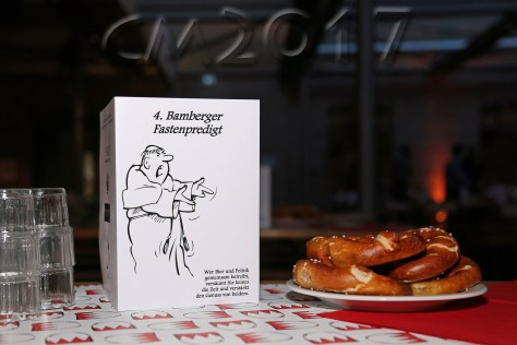 4. Bamberger Fastenpredigt, autor: charlotte moser