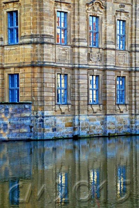 Fassade Bamberg, Autor: Charlotte Moser