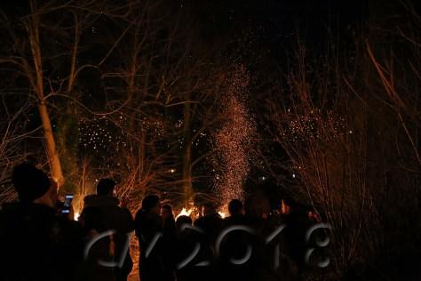 Lichterfest in Pottenstein, Autor: Charlotte Moser