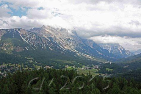 Cortina d´Ampezzo, autor: charlotte moser