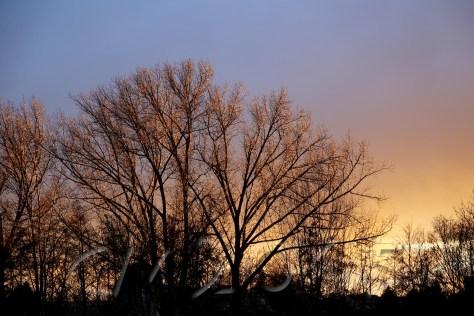 Sonnenuntergang3, Autor: Charlotte Moser