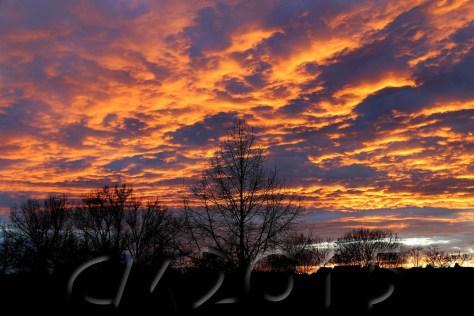 Sonnenuntergang4a, Autor: Charlotte Moser