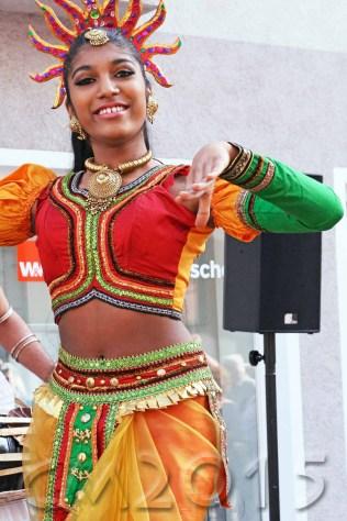 Sri-Lanka zu Gast in Brackenheim, Autor: Charlotte Moser