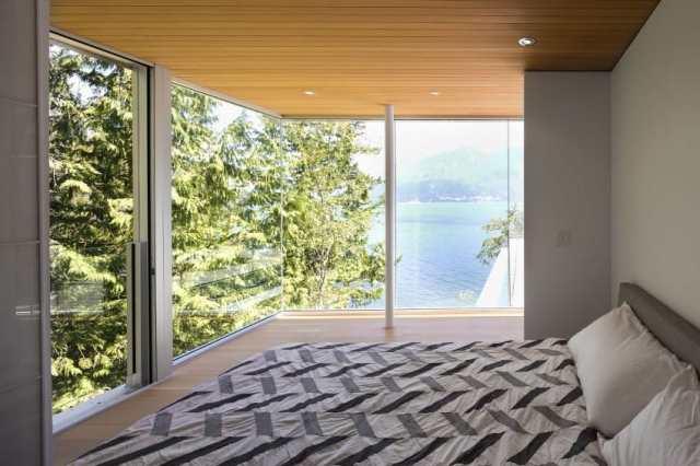 マクファーレン・ビガー・アーキテクツ+デザイナーによる岩場の劇的な島の隠れ家(10)