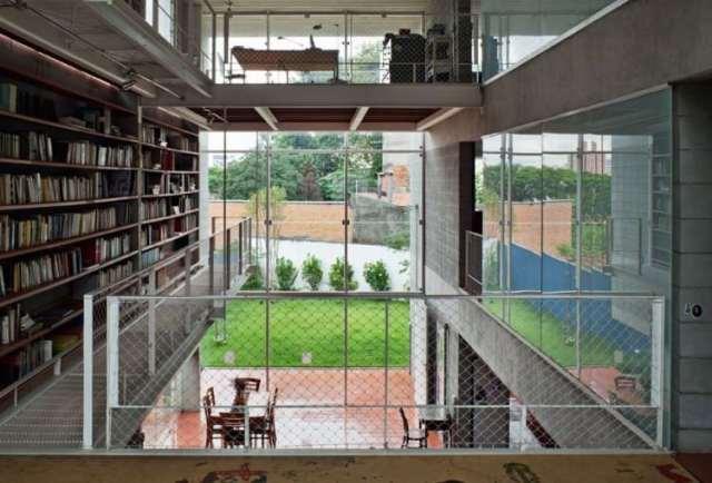 ケロシンハウス-GrupoPSによるモダンコンクリートの家(5)