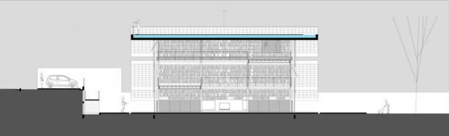 ケロシンハウス-GrupoPSによるモダンコンクリートの家(8)
