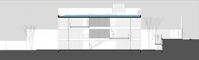 ケロシンハウス-GrupoPSによるモダンコンクリートの家(9)