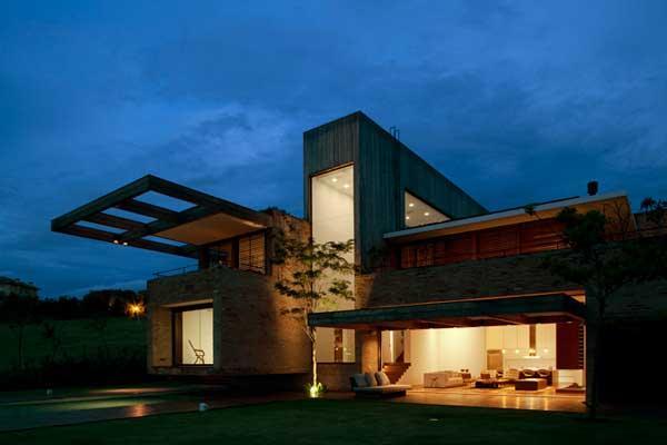 ブラジルのアーサーによる男爵夫人の家