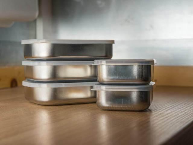 金属製保管缶
