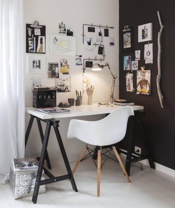 黒塗りの壁-31-1 Kindesign